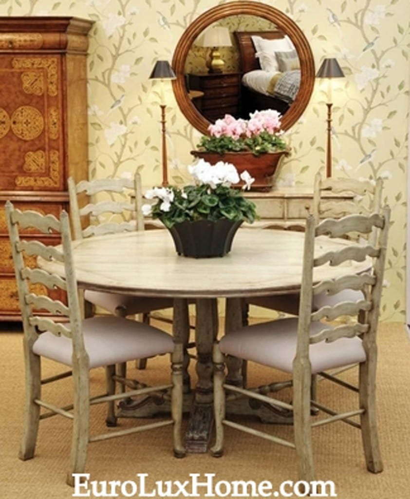 Jonathan Charles French Country Farmhouse chairs