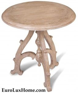 Weathered Scarborough House Side Table