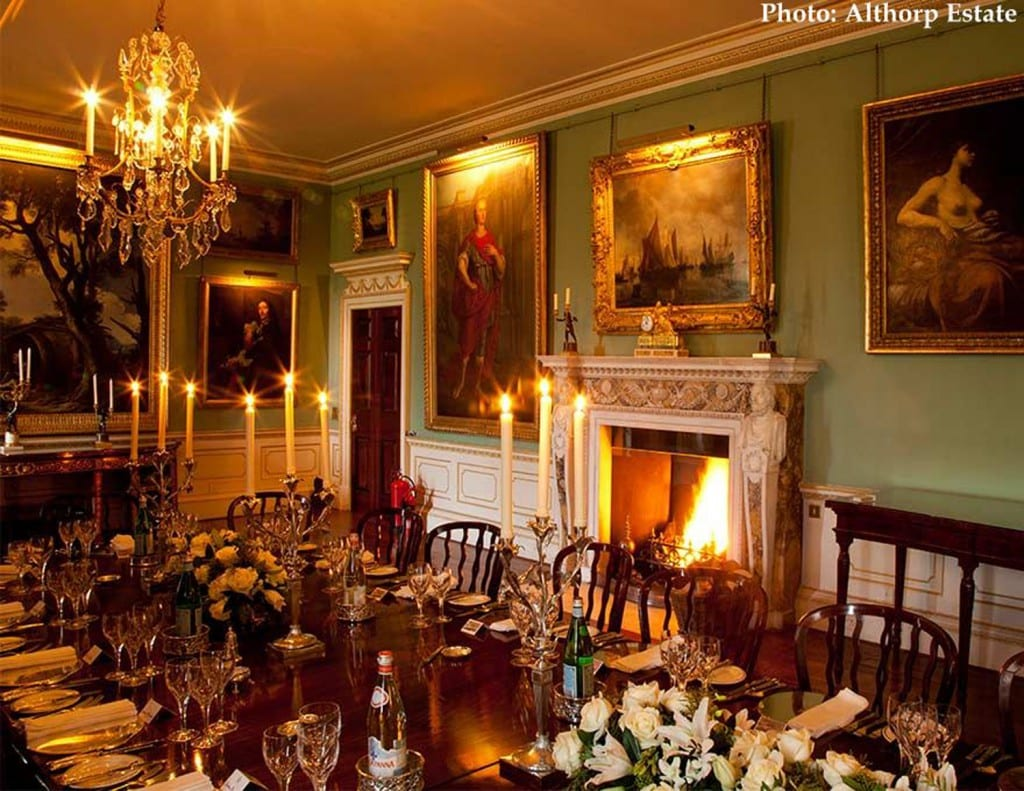 Althorp Furniture: Marlborough Room