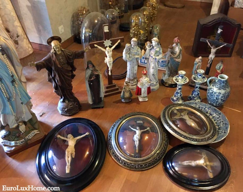 antique religious treasures