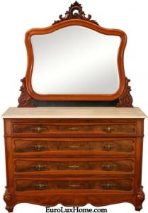 Vintage Louis XV Vanity Chest