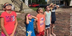 Newberry Eclipse 2017