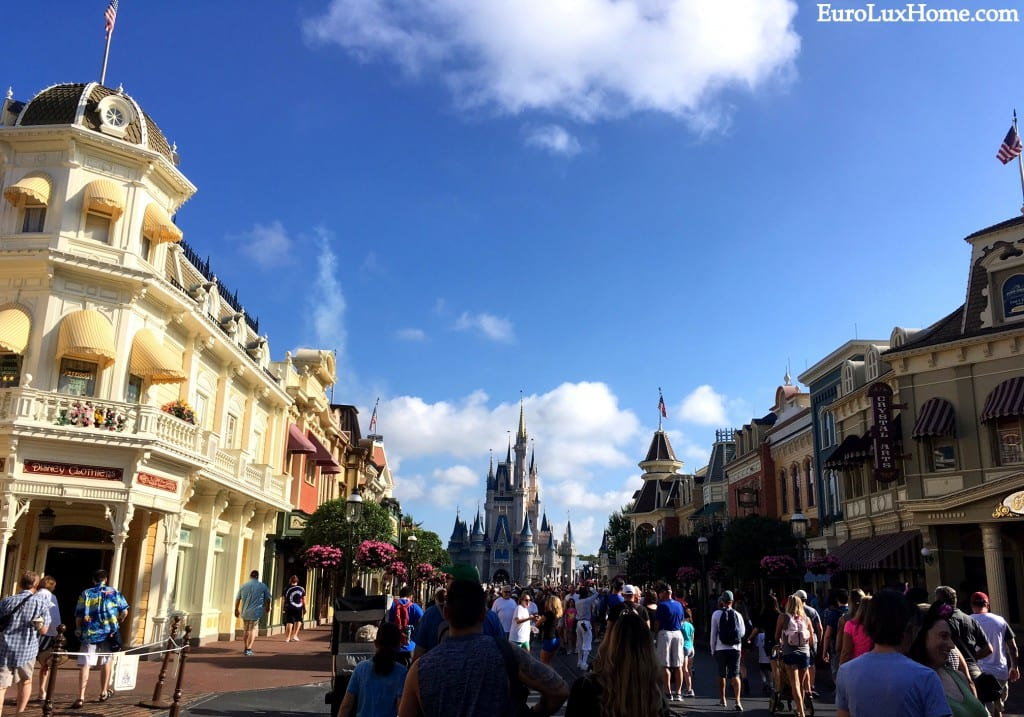 Disney's Magic Kingdom in Orlando