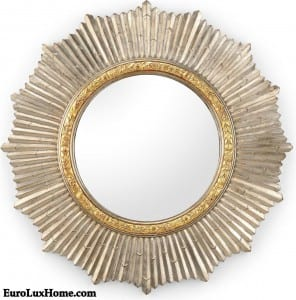 Wildwood Lamps Sun Shield Mirror