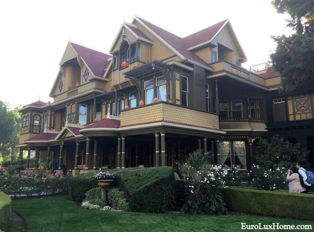 The WInchester House California Mystery