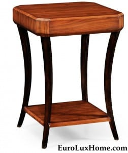 Jonathan Chalres Santos Ebonized Rosewood table