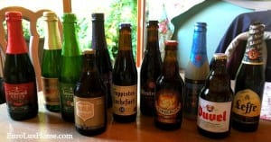 Happy 4th of July from Belgium beer