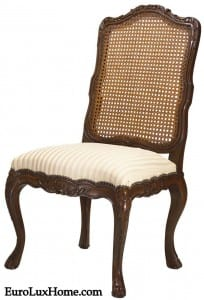 French Heritage Maison dining chair