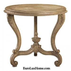 French Heritage Vivienne End Table