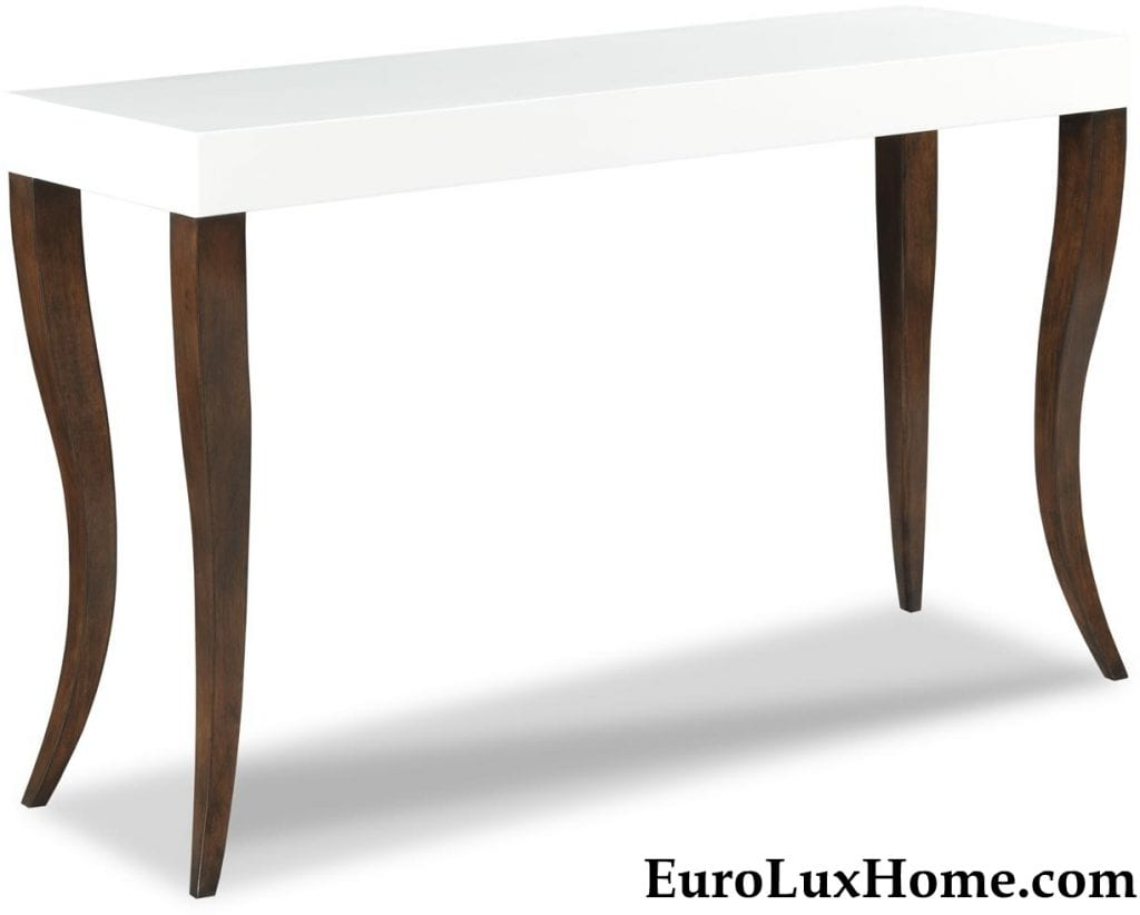 Woodbridge Tobi Fairley White Console Table