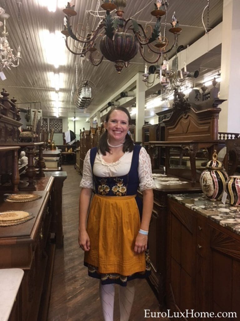 Newberry Antique Store Oktoberfest