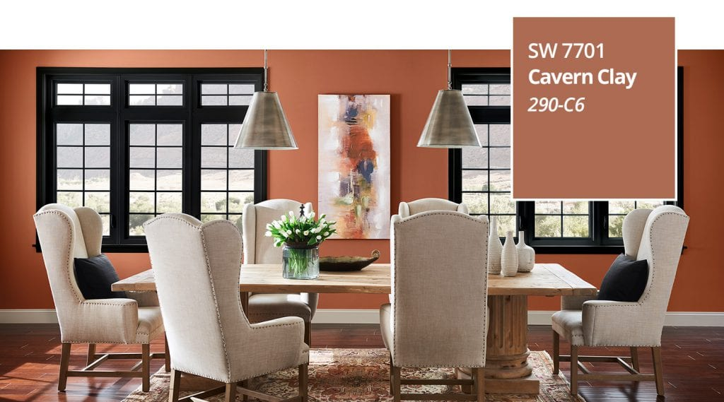 Sherwin Williams Cavern Clay