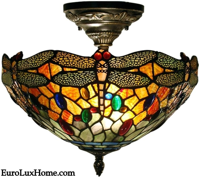 Dale Tiffany Sonota Ceiling Fixture