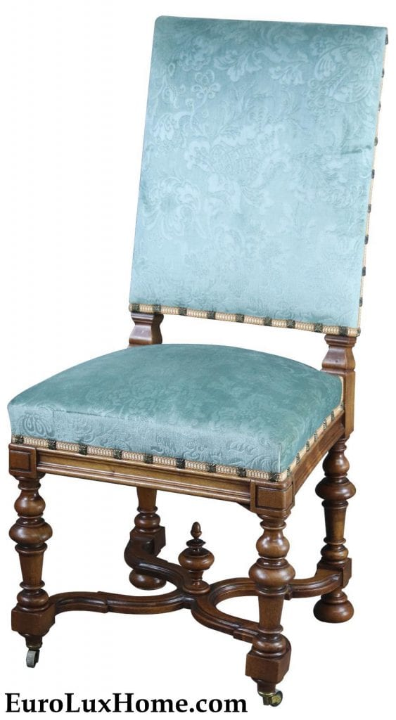 Antique French Louis XIII chair