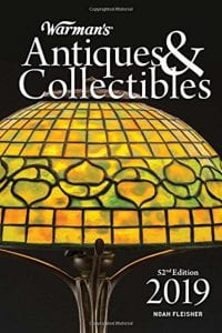 Warmans Antiques and Collectibles book